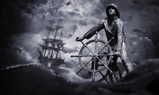 Морские капитаны